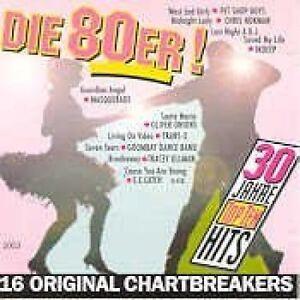 Die-80er-16-tracks-Ryan-Paris-C-C-Catch-Chris-Norman-Oliver-Onions-CD