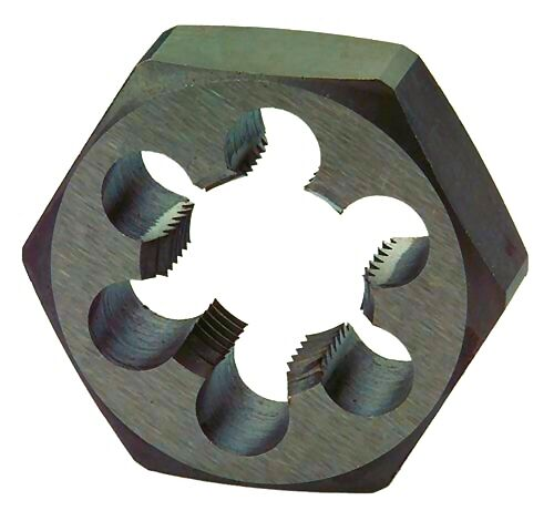 Metric Die Nut M10x1.0 10mm Dienut