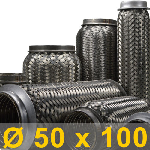 mm Flexstück Ø 50 x 100 Länge
