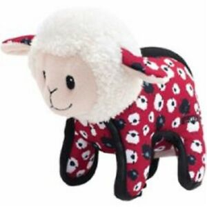 Worthy Dog COUNTING SHEEP Multi Squeaker Dog Toy LARGE