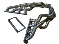 Manzo Stainless Steel Exhaust Header Fits Magnum Charger Challenger SRT8 06-14