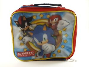 Sonic The Hedgehog Ultimate Sonic Rectangular Soft Lunch Box Collectible Ebay