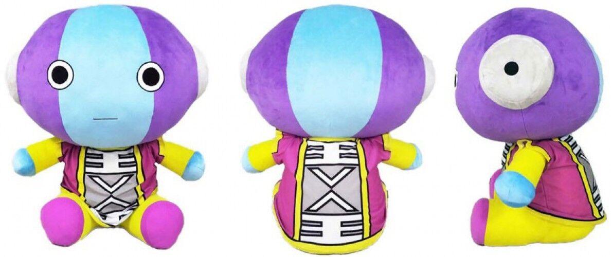 Dragon Ball Super Super Zeno Mega Exclusive 30-Inch Plush