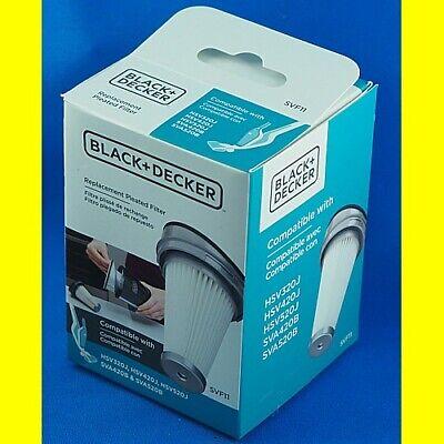 HSV520J Black /& Decker Filter SVF11 für HSV320J SVA320B SVA420B ... HSV420J