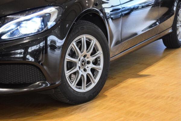 Mercedes C220 d 2,2 stc. aut. billede 4
