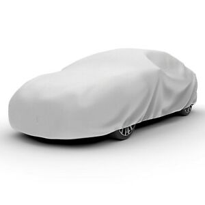 Budge-Lite-Car-Cover-Fits-Sedans-up-to-14-039-2-034-Long-UV-Protect-Breathable