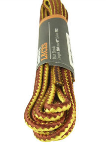 TIMBERLAND-BOOTLACES-LACES-TAN-CHAMOIS-BLONDE-ROUND-SHOELACES-FREE-UK-P-amp-P