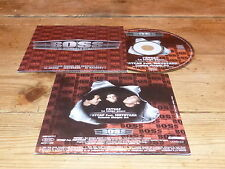 N+BOSS - JOEY STARR - FATCAP - JOEYSTARR !!!!RARE FRENCH PROMO CD !!!!!
