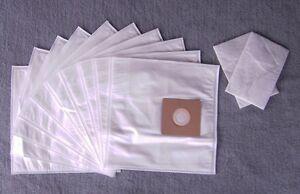 20 Staubsaugerbeutel Papier für Thomas Blue Power Electronic
