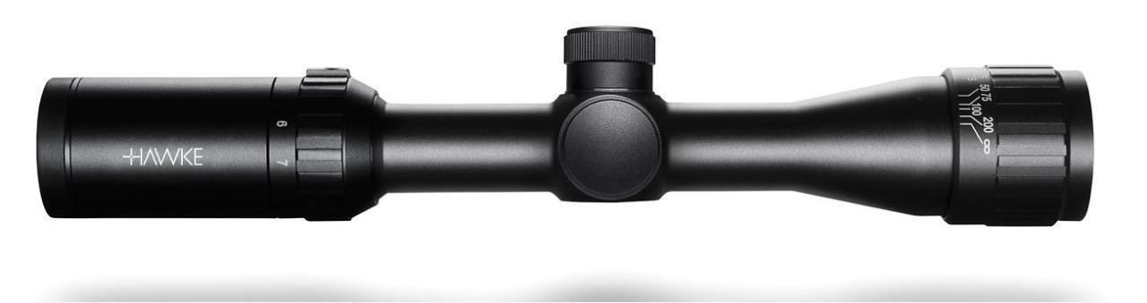 Hawke Vantage 2-7x32 AO Mil Reticle Dot Reticle Mil Rifle Scope - 14111 0ad457