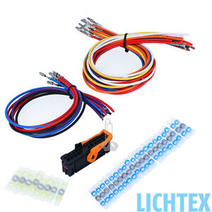 XENUS Cable repair kit for door front and rear wiring harness on both sides    eBayeBay