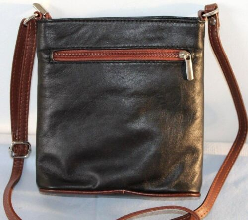 Adjustable strap Soft Touch Borse in Pelle Italian Leather Crossbody Handbag