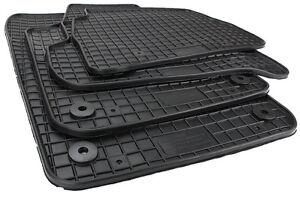 NEU Fußmatten VW Polo 6R 6C GTI Gummimatten Polo Cross Original Premium Qualität