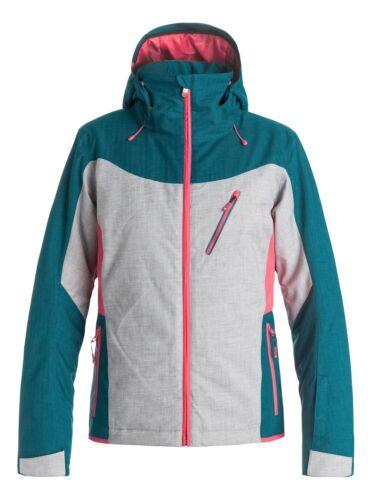 femmes pour Veste Bsk0 Cool de Roxy Super Moyenne neige Sassy Taille qTnI4a