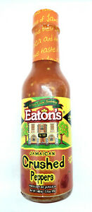 Eaton-039-s-Jamaican-Crushed-Peppers-5-fl-oz-148-ml-sealed-pepper-sauce-148ml