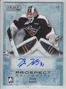 2014-15-ITG-HP-PROSPECTS-RYAN-KUBIC-AUTO-79-Autograph-80-Heroes-Giants
