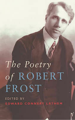 1 of 1 - The Poetry of Robert Frost by Robert Frost (Paperback, 2001) Like new, free post