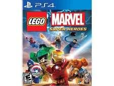 LEGO: Marvel Super Heroes PlayStation 4