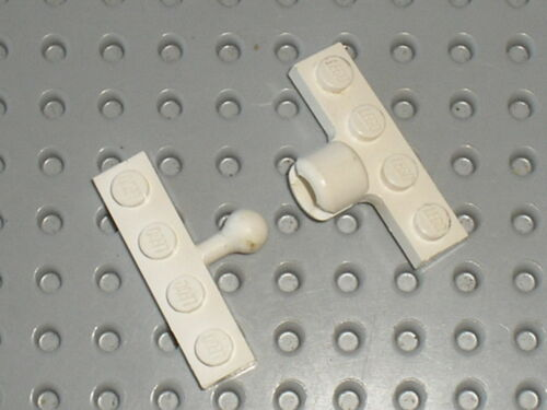 LEGO VINTAGE Plates with towball ref 3183 /& 3184 Set 348 369 248 575 256 365..