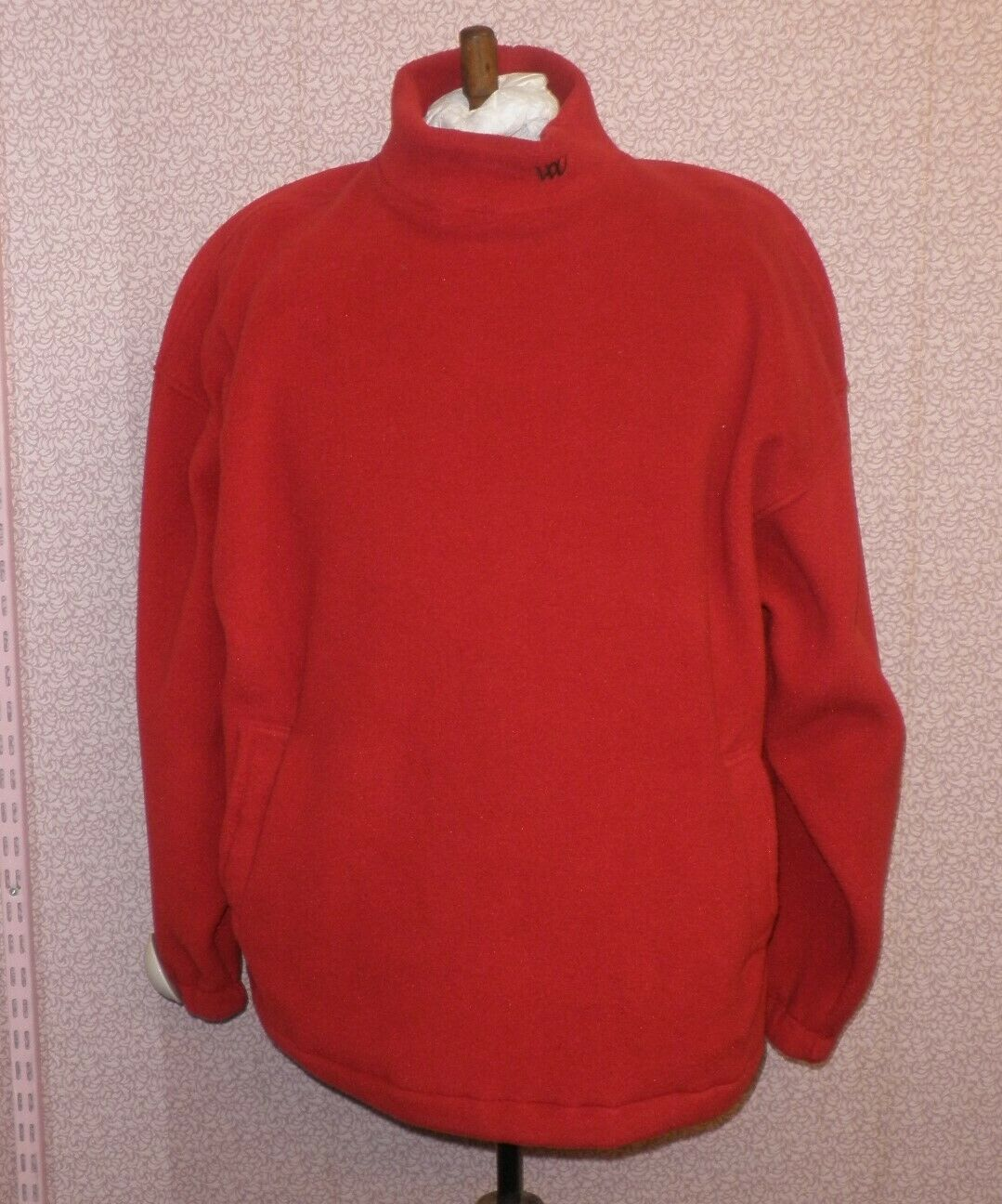 Woof Wear  Polartec Fleece Jumpers In Red Or Navy  outlet online store
