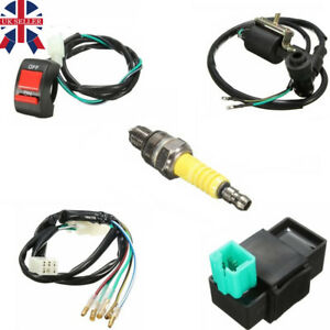 Stator Switch Type 1 Coil Racing CDI C7HSA Spark Plug For Pit Bikes