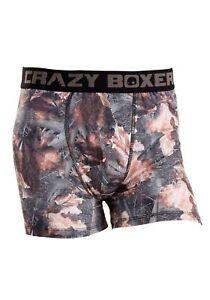 Crazy-Boxers-Camouflage-Men-039-s-Boxers-Briefs