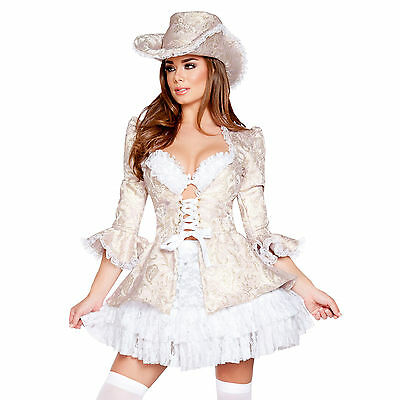 Marie Antoinette Kostüm Rokokko Rocoocco Fasching Karneval Original USA