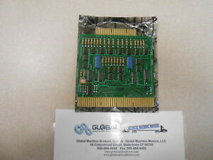 Universal Instruments 23132 Multi Input PC Board, Great Condition