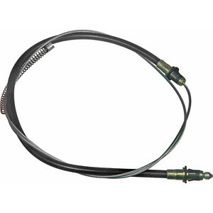 Rear Left Wagner BC140776 Premium Brake Cable