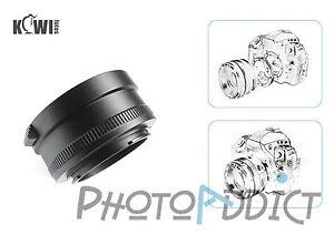 Bague-d-039-adaptation-LMA-PK-C-M-objectif-Pentax-K-PK-vers-boitier-Canon-EF-M-M