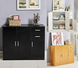WestWood-Sideboard-Cabinet-Storage-tableware-Kitchen-Cupboard-Unit-PB-SSP01-NEW
