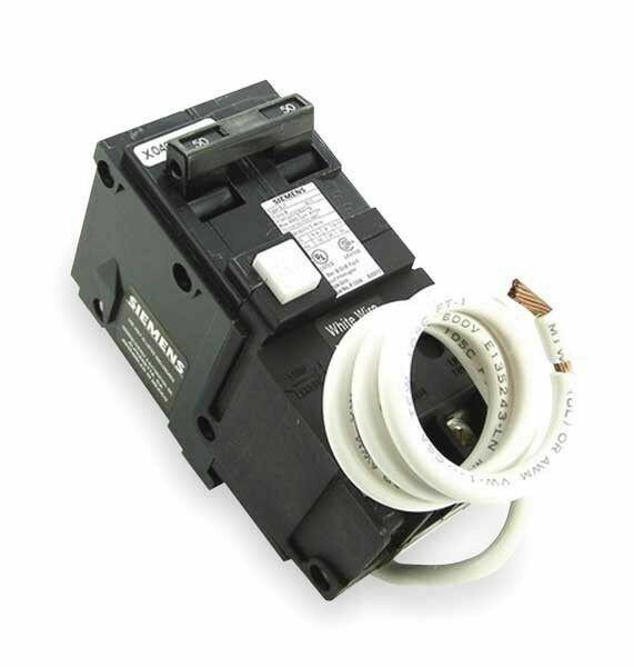 Siemens ITE BF215 circuit breaker 2p 15amp GFI ground fault type BLF warranty!
