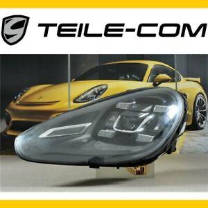 TOP-ORIG-Porsche-Cayenne-958-LED-Scheinwerfer-Kurvenlicht-LINKS-Headlights-LEFT