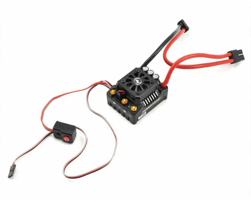 Hobbywing EZRun Max8 V3 Impermeable Brushless Esc Con Traxxas Plug