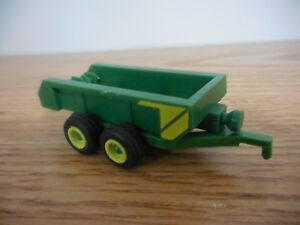 Manure Spreader ERTL Moving Scraper /& Distributor JOHN DEERE 1:64 Scale