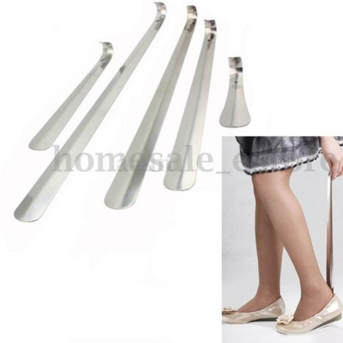 Durable Stainless Steel Shoe Horn Shoehorn Lifter Long Handle 16-58cm 5