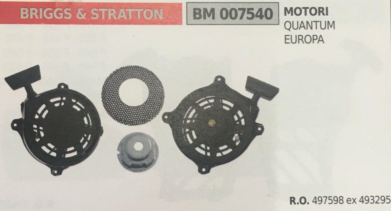 Start Komplett Brumar Briggs & Stratton BM007540