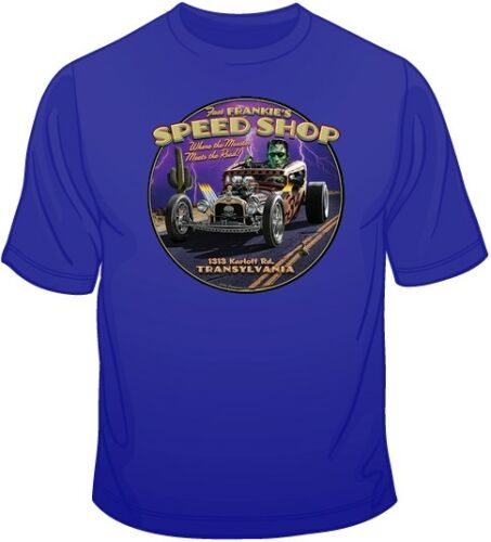 Frankie/'s Speed Shop  T Shirt You Choose Style Size Color 10752