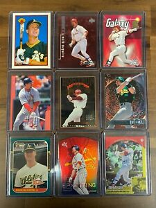 (9) MARK McGWIRE PREMIUM High End Cards Lot NO DUPES ⚾💎📈💲🔥 MM9B