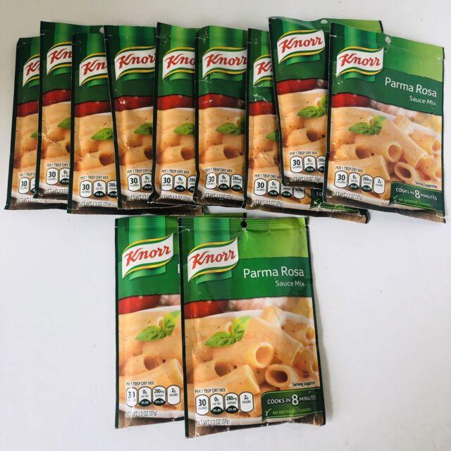 Knorr Parma Rosa Sauce Mix - 1.3 oz, Case of 12 for sale ...