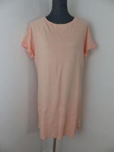 Neues H&M L.O.G.G Damen Sweat Kleid Gr S Rosa NEU/OVP   eBay