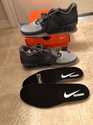 Sz Chaussures Romaleos Cool D'haltérophilie 3 15 852933 Nike Racer wk8n0XPNZO