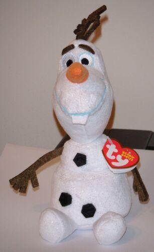 Disney/'s Frozen Movie NEW MWMT Ty Beanie Baby 6 Inch OLAF the Snowman