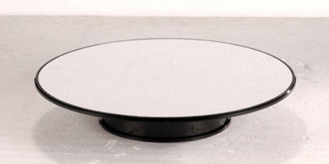 AUTOart Präsentationsplatte 25 cm schwarz