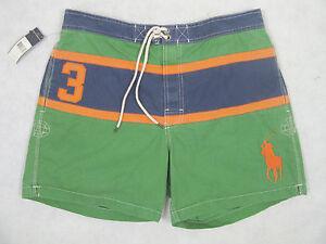 Polo Ralph Lauren Big Pony Shorts Green