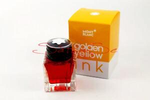Montblanc-Gollden-Yellow-Tinte-Tintenfass-30ml