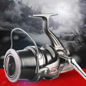 Metal Spinning Reel Long Casting 14BB Saltwater Fishing Reels  Sea Fishing Lures