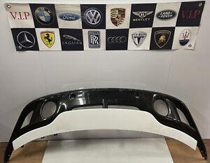 Aston MARTIN VANQUISH 2012+ GENUINE OEM diffusore posteriore in fibra di carbonio e Lama