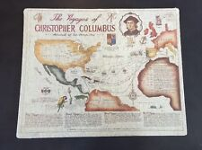 NIP 1991 The Voyages Of Christopher Columbus Jigsaw Puzzle Pierce Puzzle Co.