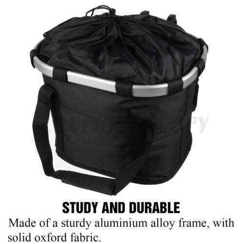 Bicycle Front Bags Cycling Bike Handlebar Basket Pet Puppy Dog Carrier Case USA